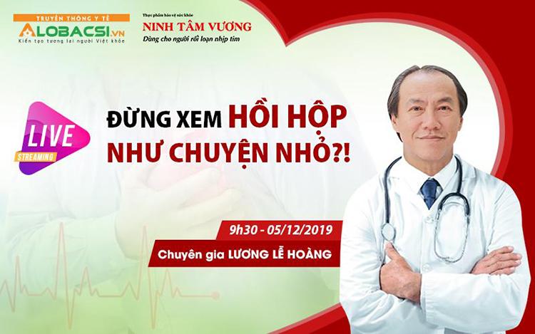 Theo Bs Lương Lễ Hoàng - làm việc tại Phòng Tư Vấn Sức Khỏe & Nghiên cứu Y Dược & Điều Trị Nội Khoa thuộc Trung Tâm Oxy Cao Áp Tp. Hồ Chí Minh