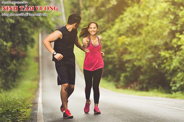 Hướng đến cuộc sống khỏe mạnh, hạnh phúc sẽ làm giảm nhẹ bệnh rối loạn thần kinh tim