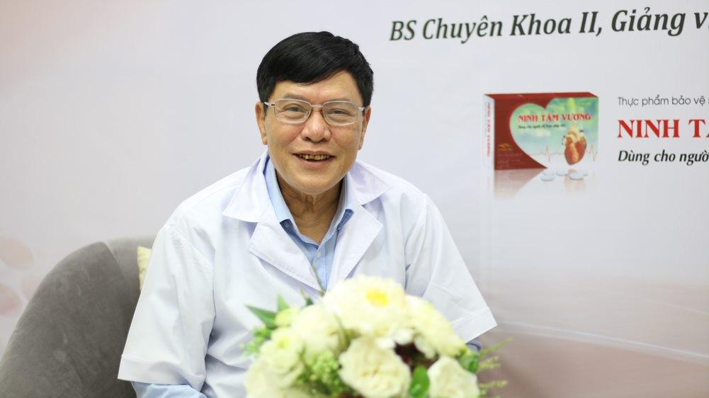 Bác sỹ Đạt tư vấn về 6 cách bấm huyệt để giảm nhịp tim