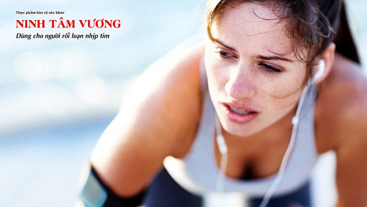 Người rung nhĩ không nên tập thể dục quá mạnh