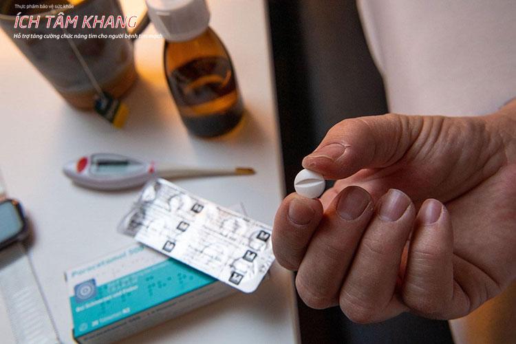 Sử dụng đều đặn thuốc điều trị suy tim để sống lâu dài hơn