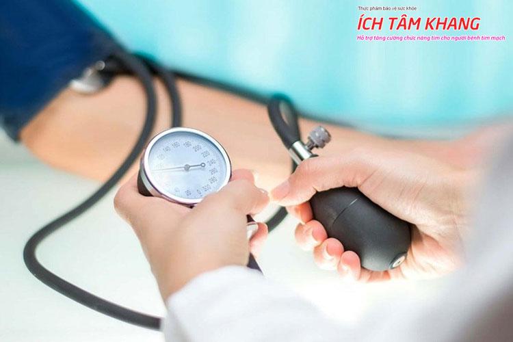 Tăng huyết áp làm tăng nguy cơ suy tim gấp 2 lần