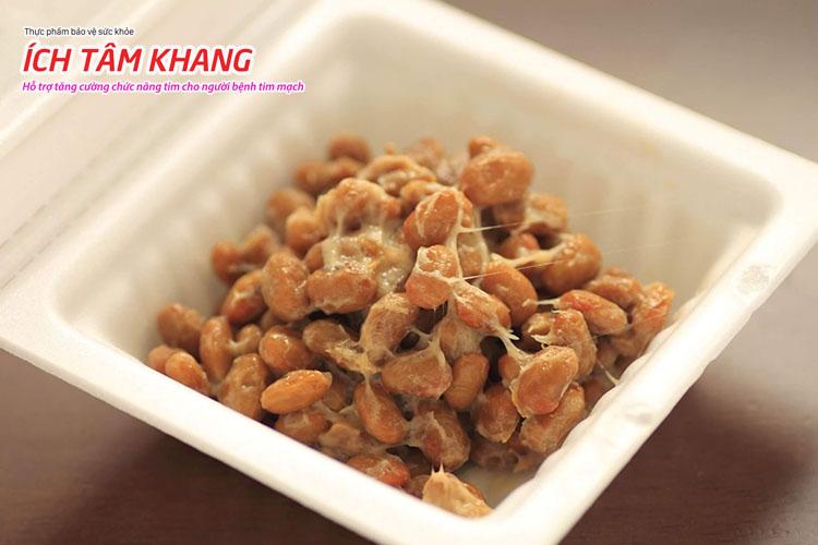 Natto được sử dụng từ lâu đời trong ẩm thực Nhật Bản