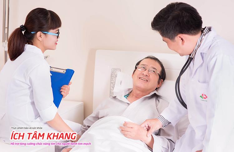 Bác sĩ sẽ tư vấn cho bạn loại stent mạch vành phù hợp nhất.