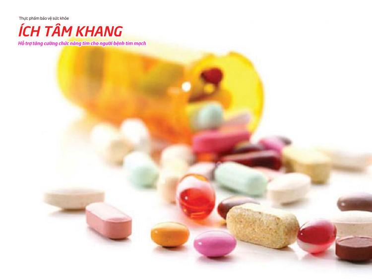Dùng thuốc là phương pháp thường dùng để điều trị thiếu máu cơ tim thầm lặng.