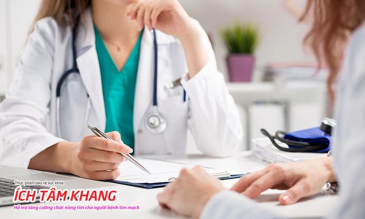 Người bệnh cần tuân thủ dùng thuốc theo chỉ định sau khi đặt sent