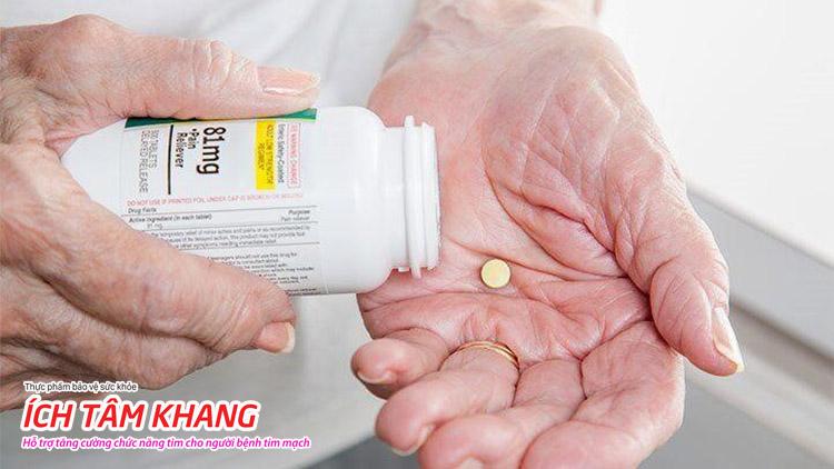 Thuốc chống đông máu ngăn ngừa rủi ro nhồi máu cơ tim