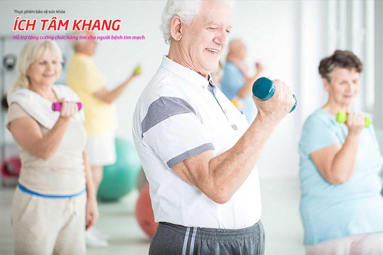 Sau khi mổ thay van tim nhiều người vẫn sống khỏe mạnh