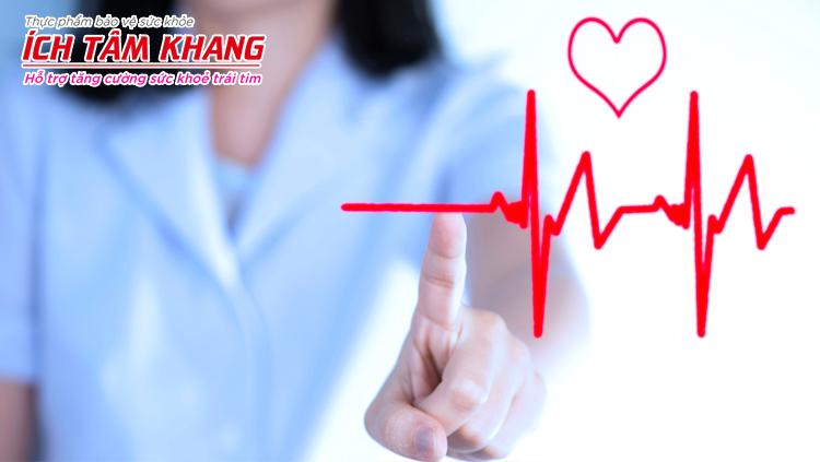 Tim đập nhanh cũng là một dấu hiệu cảnh báo suy tim sớm