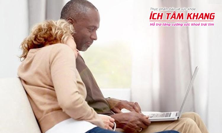 Gia đình cần ở bên cạnh chia sẻ để người suy tim độ 3 không rơi vào trầm cảm