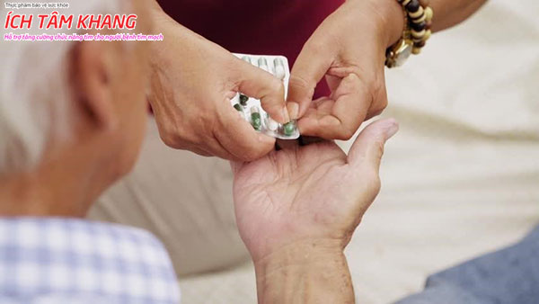 Chú trọng đến việc sử dụng thuốc khi chăm sóc bệnh nhân suy tim