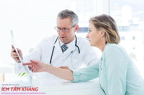 Mỗi người bệnh sẽ phối hợp các cách điều trị suy tim khác nhau
