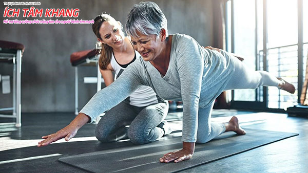 Rèn luyện thể lực vừa sức có lợi cho sức khỏe tim mạch