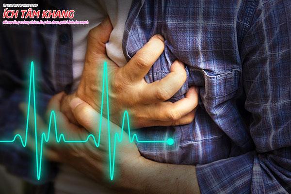 Suy tim là sự suy giảm khả năng bơm máu của cơ tim không hồi phục