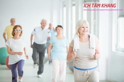 Tập thể dục vừa sức có lợi cho sức khỏe tim mạch
