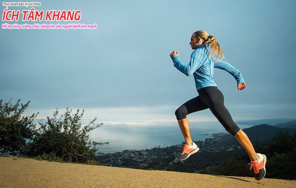 Vận động quá sức là nguyên nhân chính gây vôi hóa van tim