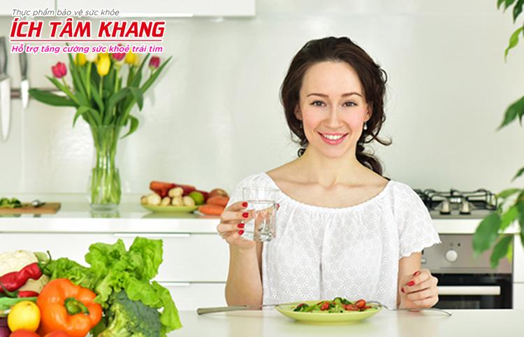 Người bệnh nên uống thuốc Panangin sau khi ăn no