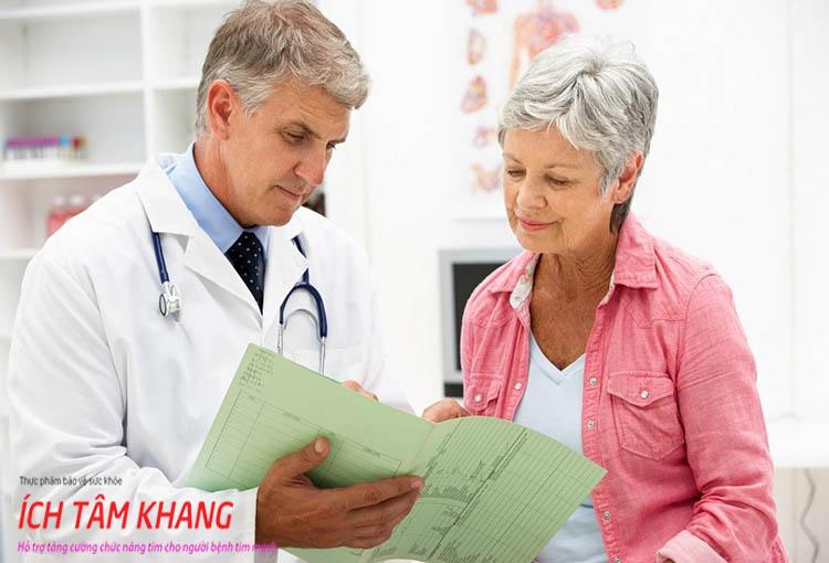Tuổi thọ của người suy tim độ 4 phụ thuộc vào mức độ tuân thủ điều trị