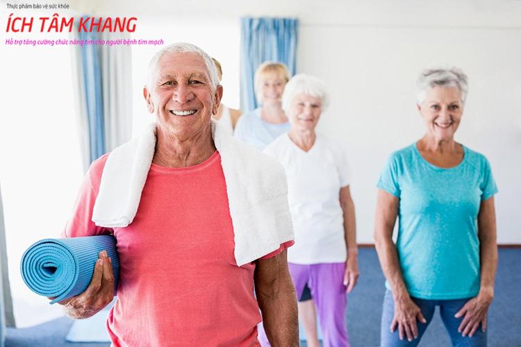 Lối sống lành mạnh có lợi cho bất kỳ người bệnh tim mạch nào