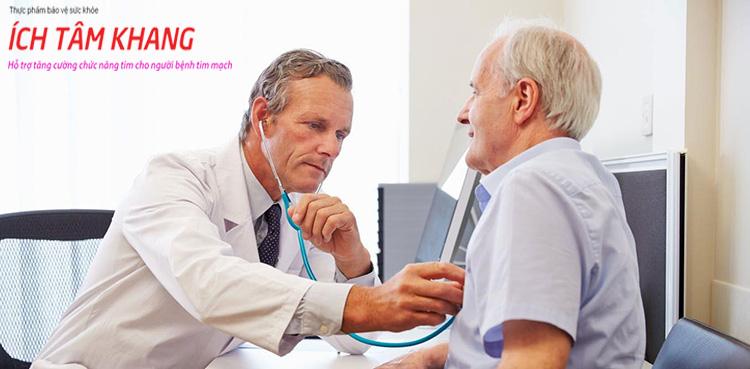 Nắm rõ triệu chứng bệnh suy tim và thăm khám ngay khi phát hiện