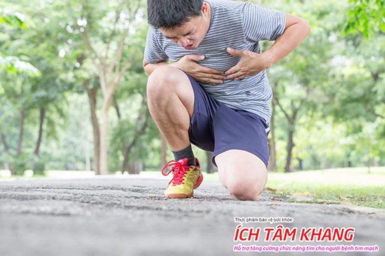 Ngày càng nhiều người mắc thiếu máu cơ tim cục bộ, đặc biệt là người trẻ