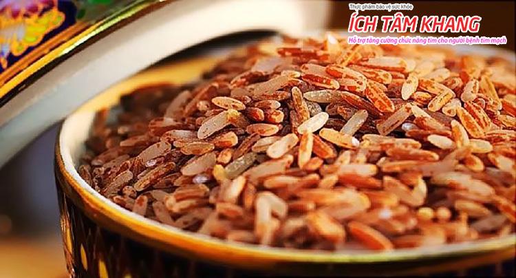Sử dụng gạo lứt và ngũ cốc nguyên hạt thay cho tinh bột trắng