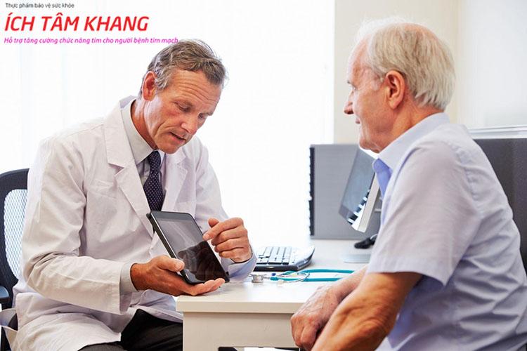 Thiếu máu cơ tim không hẳn là bệnh nan y, vẫn có thể kiểm soát bằng nhiều cách