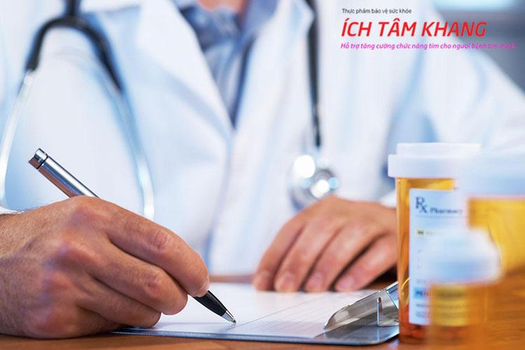 Thuốc cần thiết để giảm thiểu mức nguy hiểm của bệnh thiếu máu cơ tim