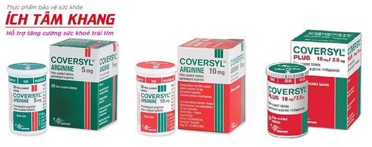 Muốn sử dụng Coversyl hiệu quả và an toàn cần nắm rõ các lưu ý khi dùng thuốc.