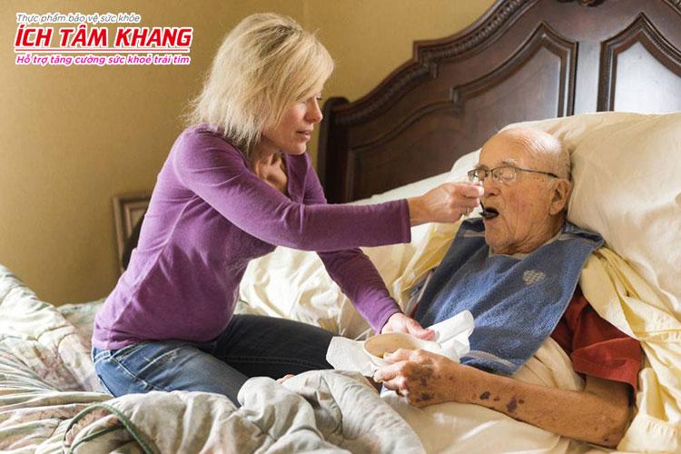 Ở Giai đoạn suy tim nặng nhất, người bệnh cần được chăm sóc đặc biệt