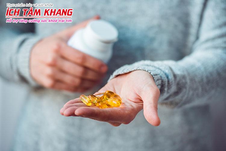 Omega 3 dạng EPA nguyên chất được chứng minh giúp giảm nguy cơ đột quỵ.