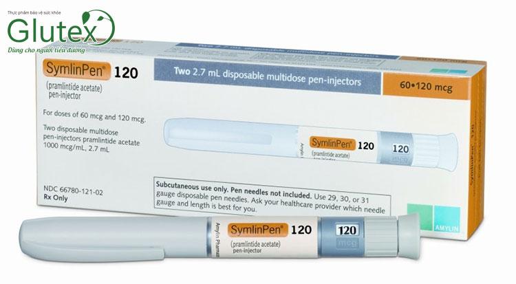 Symlin (Pramlintide acetate) – Thuốc tiêm có thể thay thế insulin cho người tiểu đường tuýp 1 trong tương lai