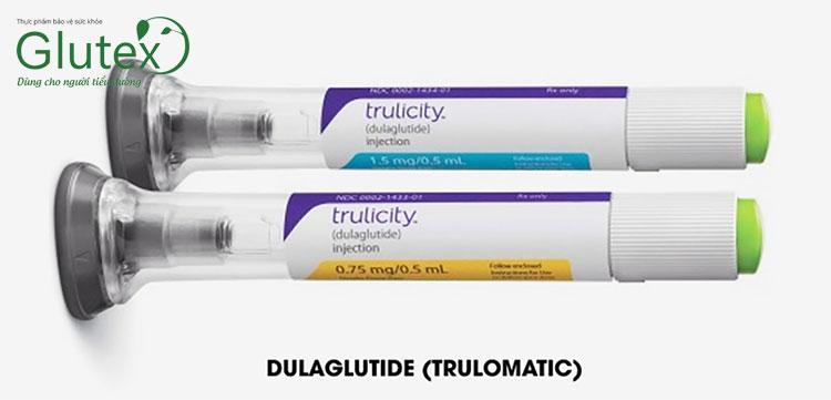 Với Trulomatic, người bệnh tiểu đường chỉ cần dùng thuốc một tuần một lần