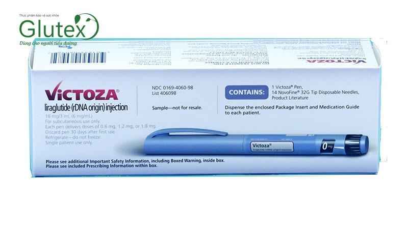 Victoza giúp giảm nguy cơ đột quỵ và tử vong do tim mạch ở tiểu đường type 2