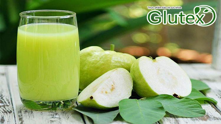 Ổi chứa nhiều vitamin C giúp tăng sức đề kháng hơn cả cam