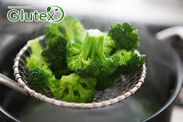 Nấu vừa đủ chín để tránh việc rau củ bị mất vitamin C