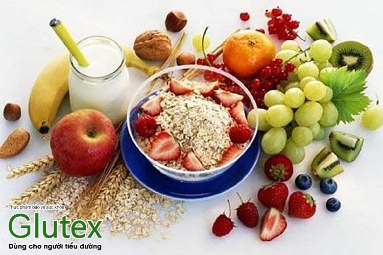 Ăn uống khoa học giúp điều chỉnh chuyển hóa, ngăn chặn tiểu đường tuýp 2