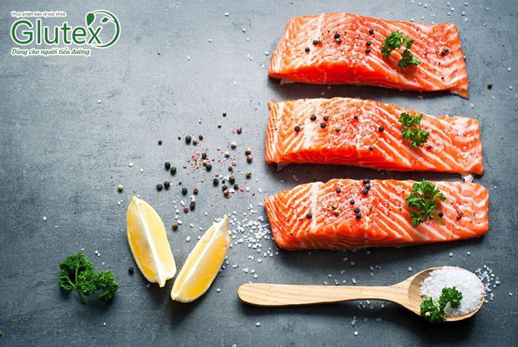 Ăn cá biển 2 lần/tuần giúp bổ sung nguồn chất đạm và chất béo lành mạnh