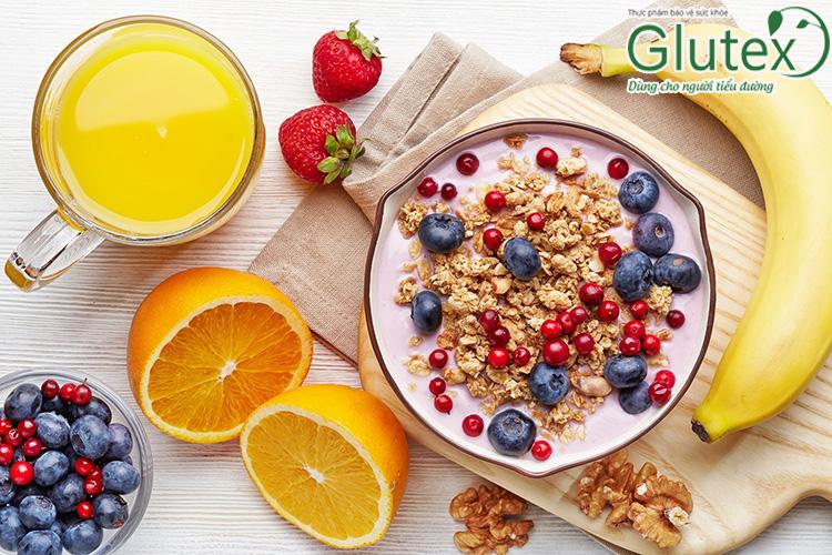 Thay đổi từ chế độ ăn hàng ngày, bạn sẽ kiểm soát đường huyết tốt hơn