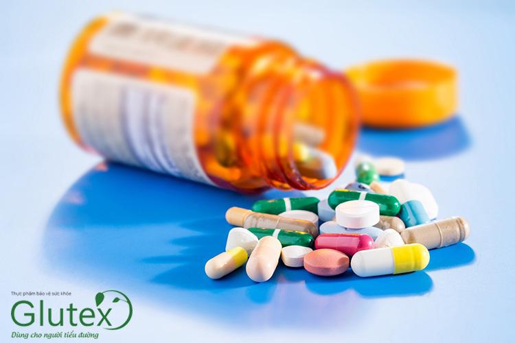 Sử dụng thuốc cho người bệnh tiểu đường trong những ngày ốm cần chú ý gì