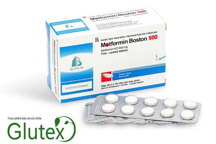 Metformin là nhóm thuốc đầu tay điều trị bệnh tiểu đường tuýp 2