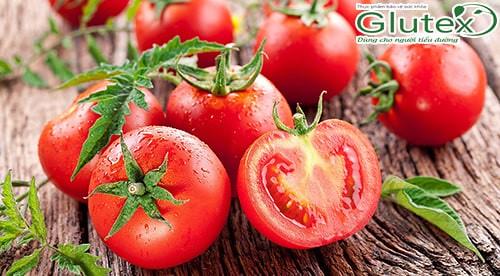 Ăn cà chua giúp làm giảm đường huyết