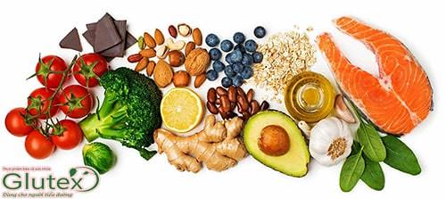 Một số thực phẩm tốt cho người bệnh tiểu đường