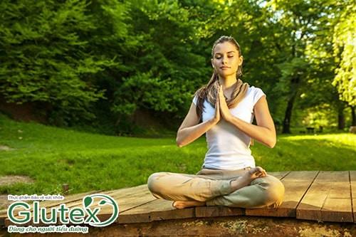 Thiền là một cách tốt giúp người bệnh tiểu đường giảm stress