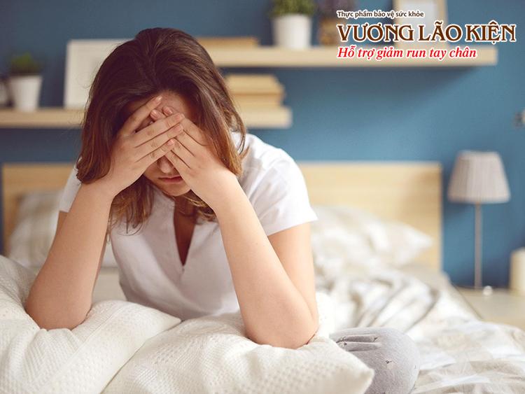 Mệt mỏi là một cảm giác mà có đến 80% người bệnh Parkinson gặp phải