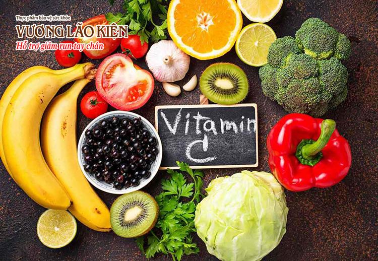 Thông thường, chỉ cần bổ sung vitamin C tự nhiên từ rau củ quả tự nhiên là đủ
