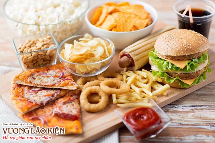 Chế độ ăn giàu chất béo làm bệnh Parkinson nhanh tiến triển nặng hơn