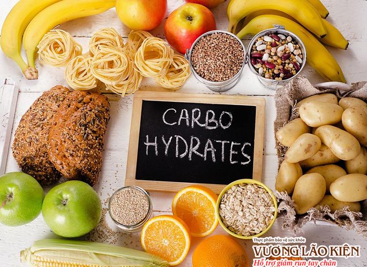 Tinh bột (carbonhydrat) lượng vừa phải có thể ngăn ngừa bệnh Parkinson