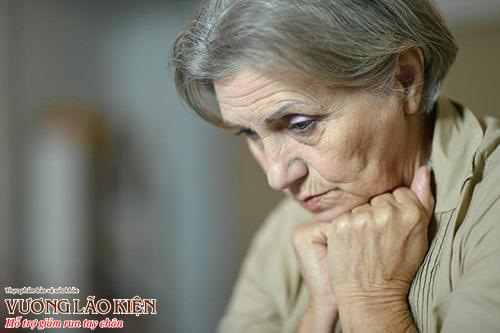 Trầm cảm là một trong những biến chứng phổ biến ở người bệnh Parkinson