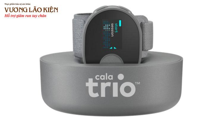 """""""Đồng hồ đeo tay"""" Cala Trio cho thấy triển vọng trong điều trị bệnh Parkinson"""